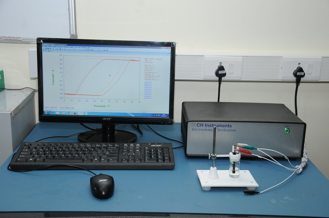 Electrochemical work station