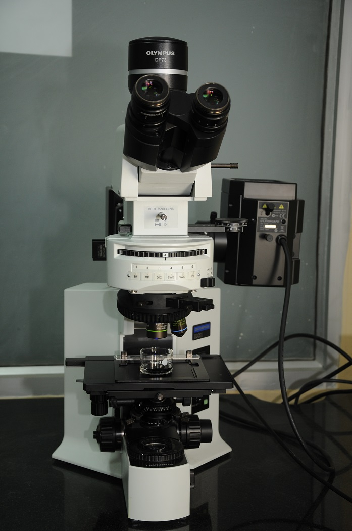Optical Fluorescence Reflection Microscope