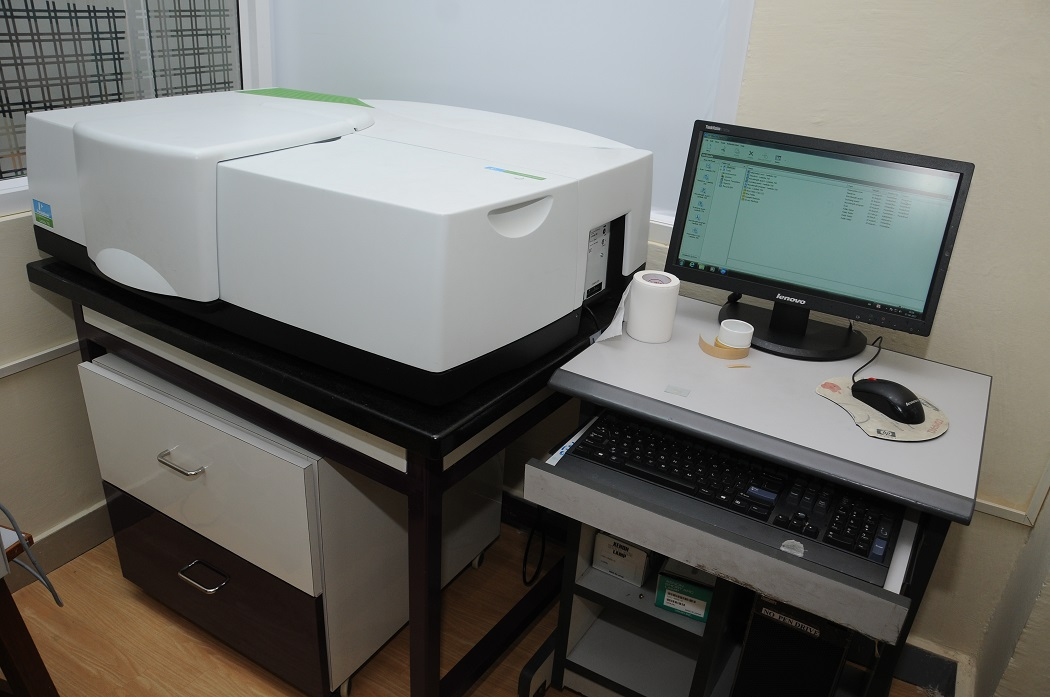 UV Visible NIR Spectrophotometer with Diffuse Reflectance