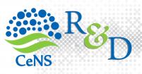CeNS Resfac Logo